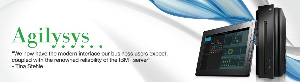 Agilysys IBM i looksoftware