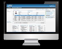 Agilysys IBM i GUI looksoftware Screen Example
