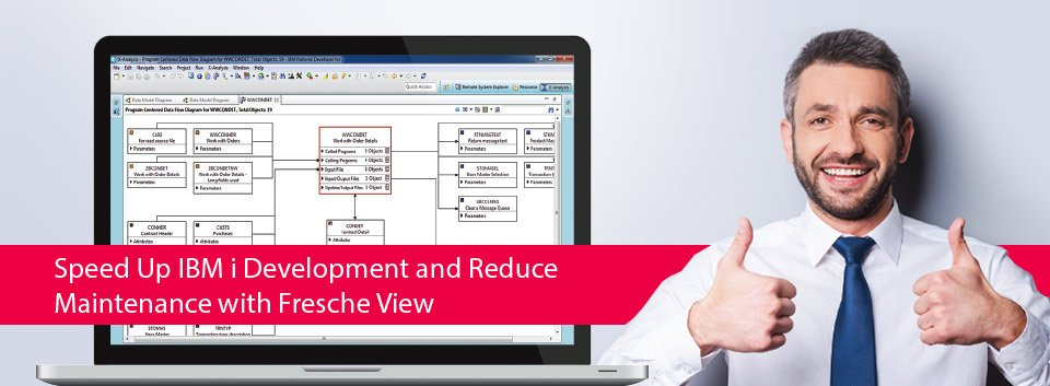 Webinar: Speed up IBM i development and reduce maintenance with Fresche View