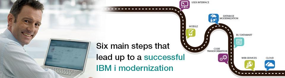 IBM i modernization free white paper