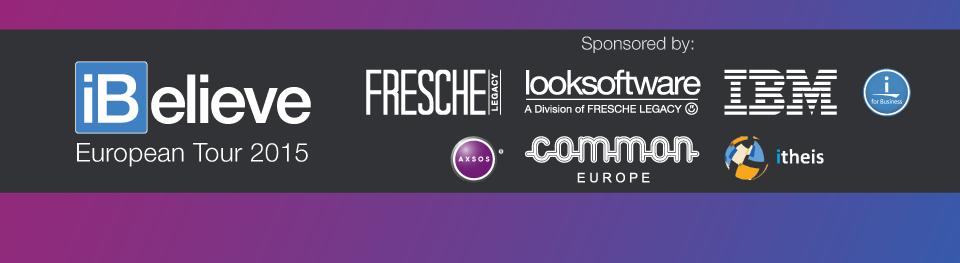 iBelieve 2015 sponsors